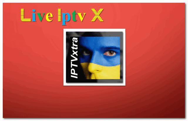 IPTVxtra Ukraine live tv addon
