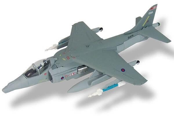 aviones de combate BAe Harrier II GR.9