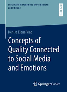 Concepts Of Quality Connected To Social Media And Emotions