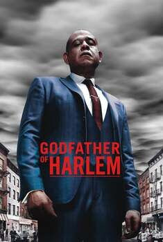 Godfather of Harlem 1ª Temporada Torrent – WEB-DL 720p Dual Áudio