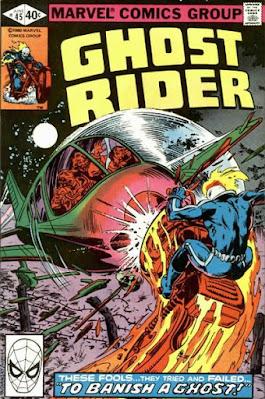 Ghost Rider #45