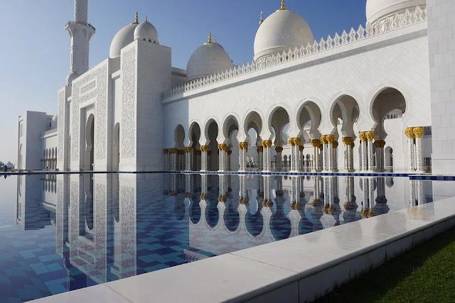 Architettura araba-moschea-stile