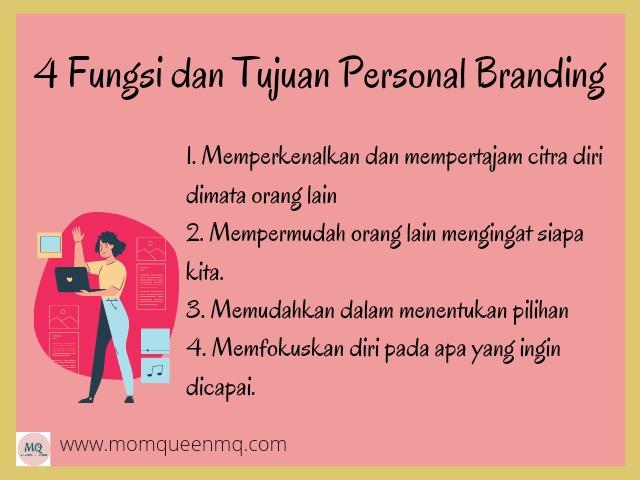 Fungsi personal branding