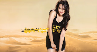 Sonakshi Sinha Without Cloth Wallpapers