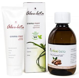 Crema mani con Aloe Arborescens è altamente rivitalizzante