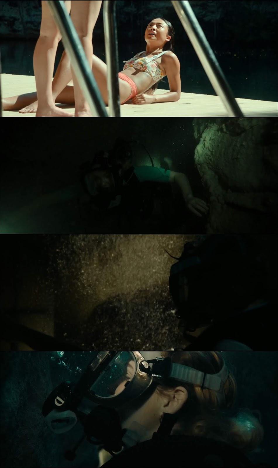 Terror a 47 Metros El Segundo Ataque (2019) HD 720p Latino