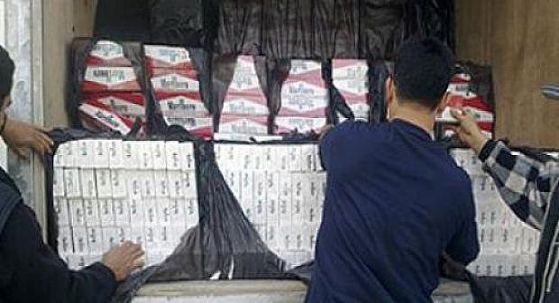حجز مليون و 600 ألف سيجارة بحي راقي باكادير