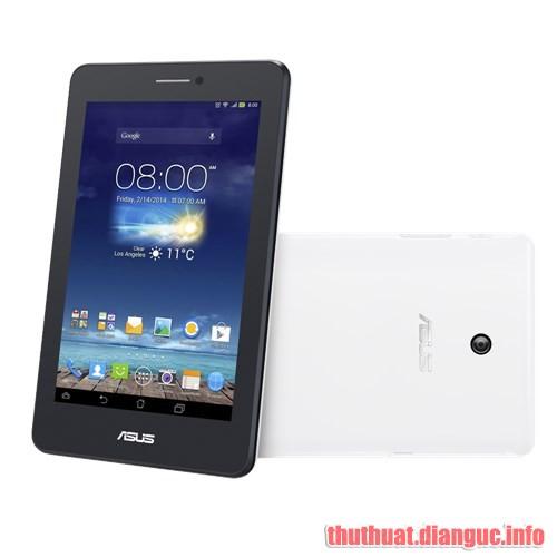 Rom ASUS Fonepad 7 Dual SIM (ME175CG) – Unbrick, fix treo logo