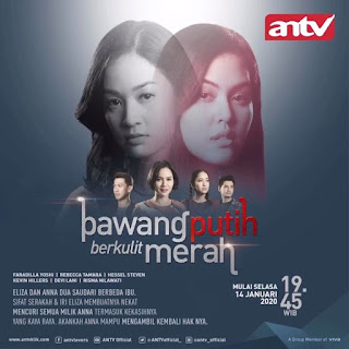 Lagu OST. Bawang Putih Berkulit Merah (ANTV)