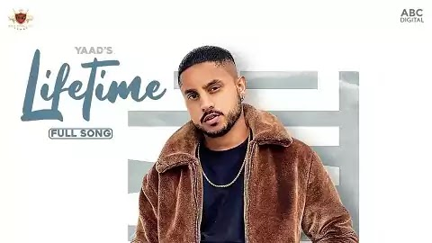 Lifetime Lyrics - Yaad, Jay Trak | Harkirat Aulakh latest punjabi song