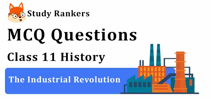 MCQ Questions for Class 11 History: Ch 9 The Industrial Revolution