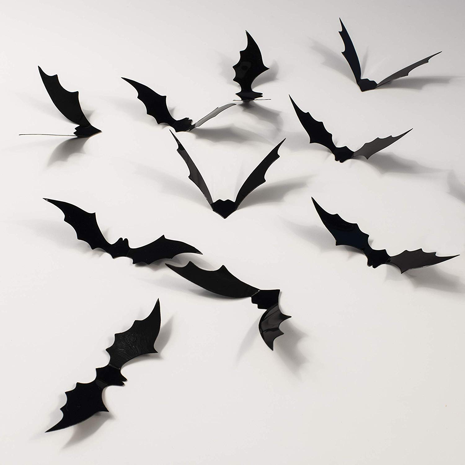 3D Bat Halloween Decorations