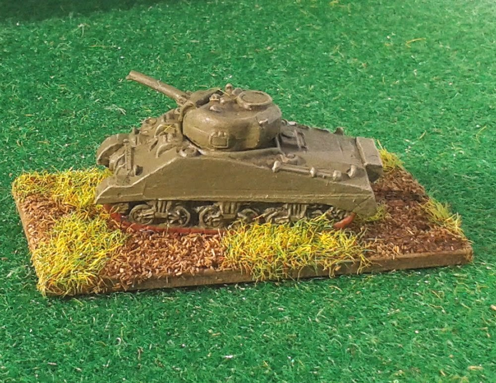 British Sherman picture 2