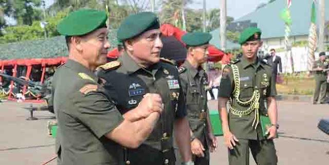 Maju di Pilgub Sumut, Letjen Edy: Keputusan Mundur Saya Bukan Urusan Panglima TNI