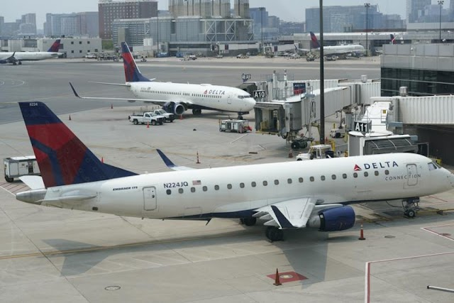 The US travel and aviation industry recovers strongly