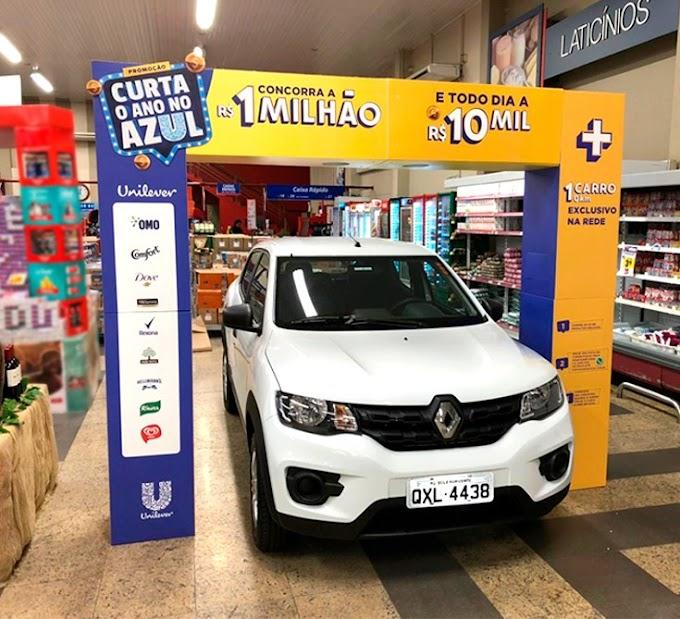 Unilever lança promoção milionária