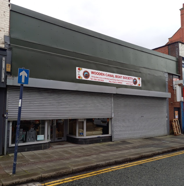 The former Woolworths shop in Ashton Under Lyne