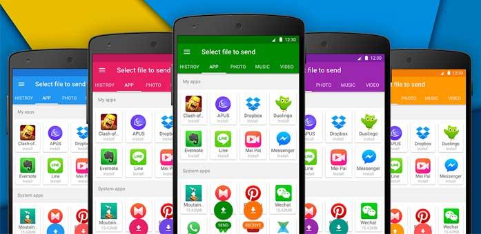 5 Aplikasi Transfer File Data Dari PC ke Android Tanpa Kabel USB