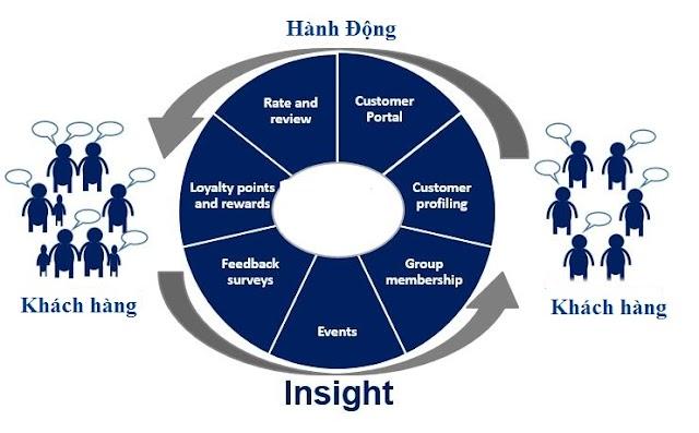 Làm sao để biến digital insight thành động lực tăng trưởng?