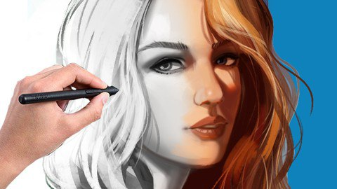 Let's Draw: How to Draw and Paint Realistic People! [Free Online Course] - TechCracked