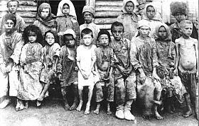 Milhões morreram de fome por ordem do pai do comunismo