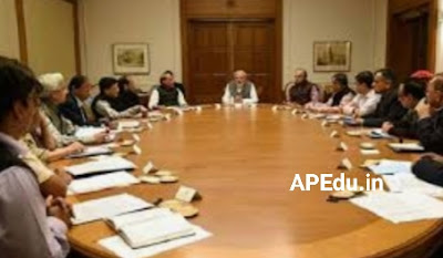 Central Cabinet meeting today ..!