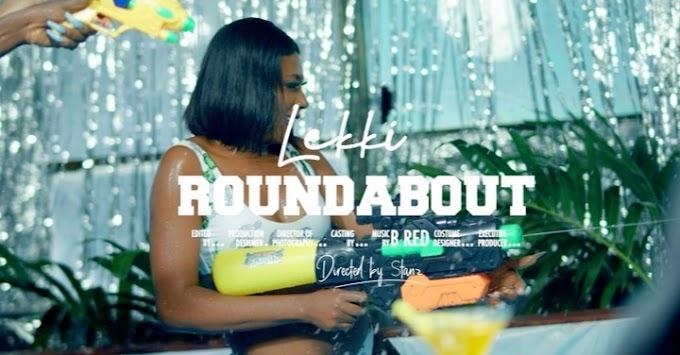 VIDEO: B-Red – Lekki Roundabout
