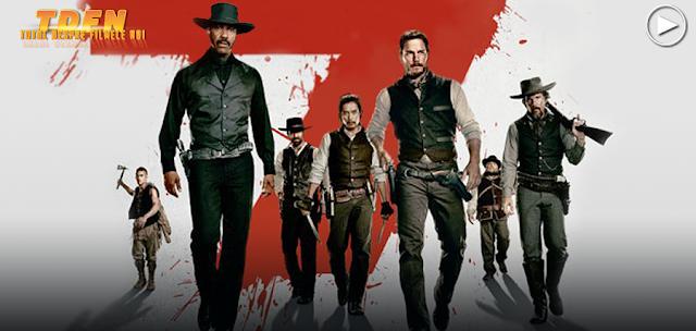 Trailer nou THE MAGNIFICENT SEVEN: Denzel Washington şi Chris Pratt, adună o echipă de nelegiuiţi din vestul sălbatic.