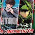 Btooom, Zelda y Seraph of the End licenciados por Panini Manga