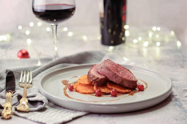 Magret de Pato con Salsa de Miel www.recomiendoblog.com