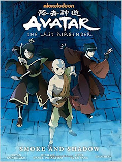 Avatar: The Last Airbender--Smoke And Shadow Library Edition PDF