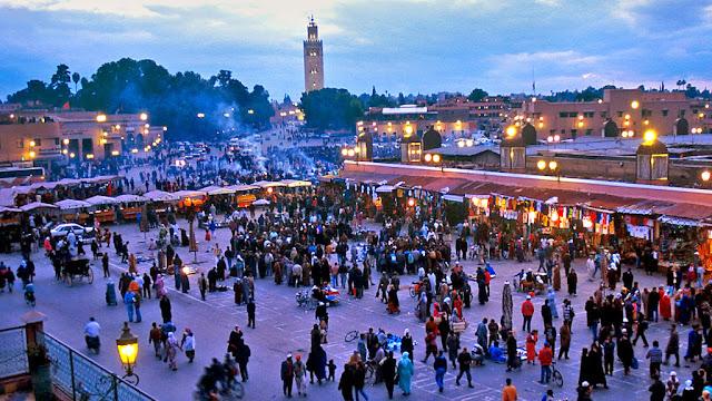 4 Days Marrakech Merzouga desert tour