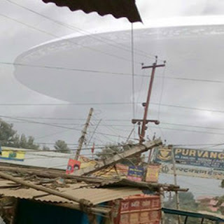 Top UFO Sighting Reports in India