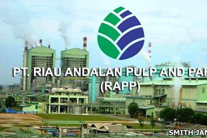 Lowongan Kerja Riau : PT. Riau Andalan Pulp And Paper (RAPP) Agustus 2017