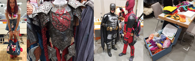 Maker Faire Hannover 2019 - Cosplay