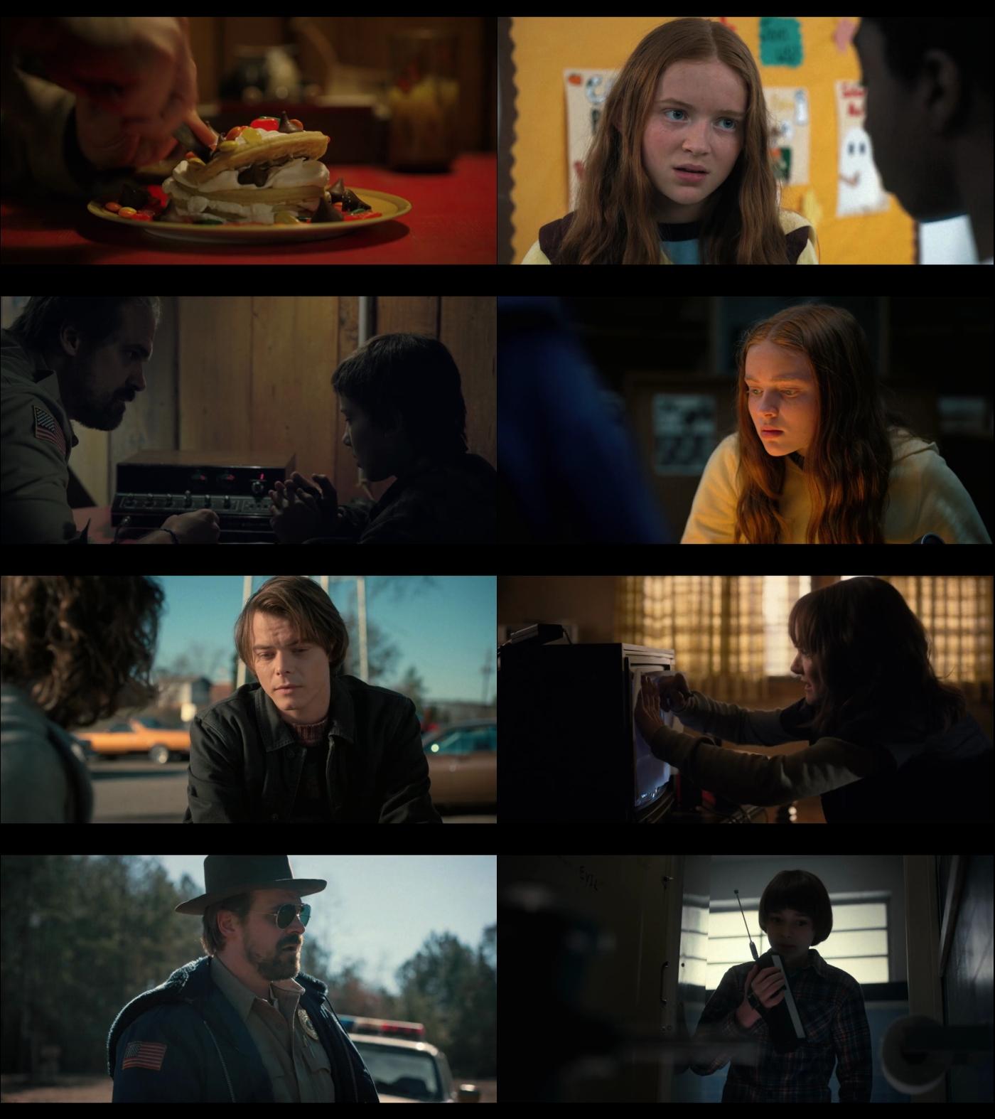 Stranger Things Temporada 2 720p Latino