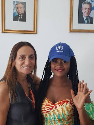 eShun To Represent Ghana In Senegal For UHCR Camaign Against 'Statelessness'