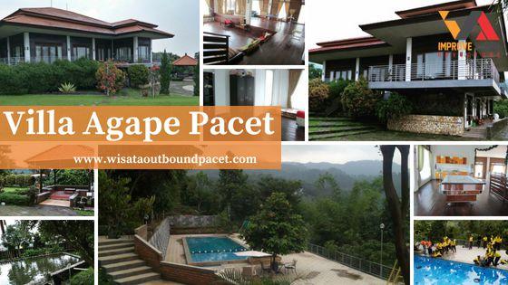 villa agape pacet wisata outbound pacet improve vision