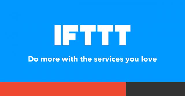 تطبيق IFTTT يقوم بأداء المهام بدلا عنك للاندرويد والايفون 2020