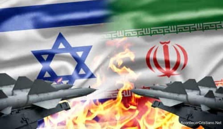 Iran amenaza con destruir Tel Aviv y Haifa