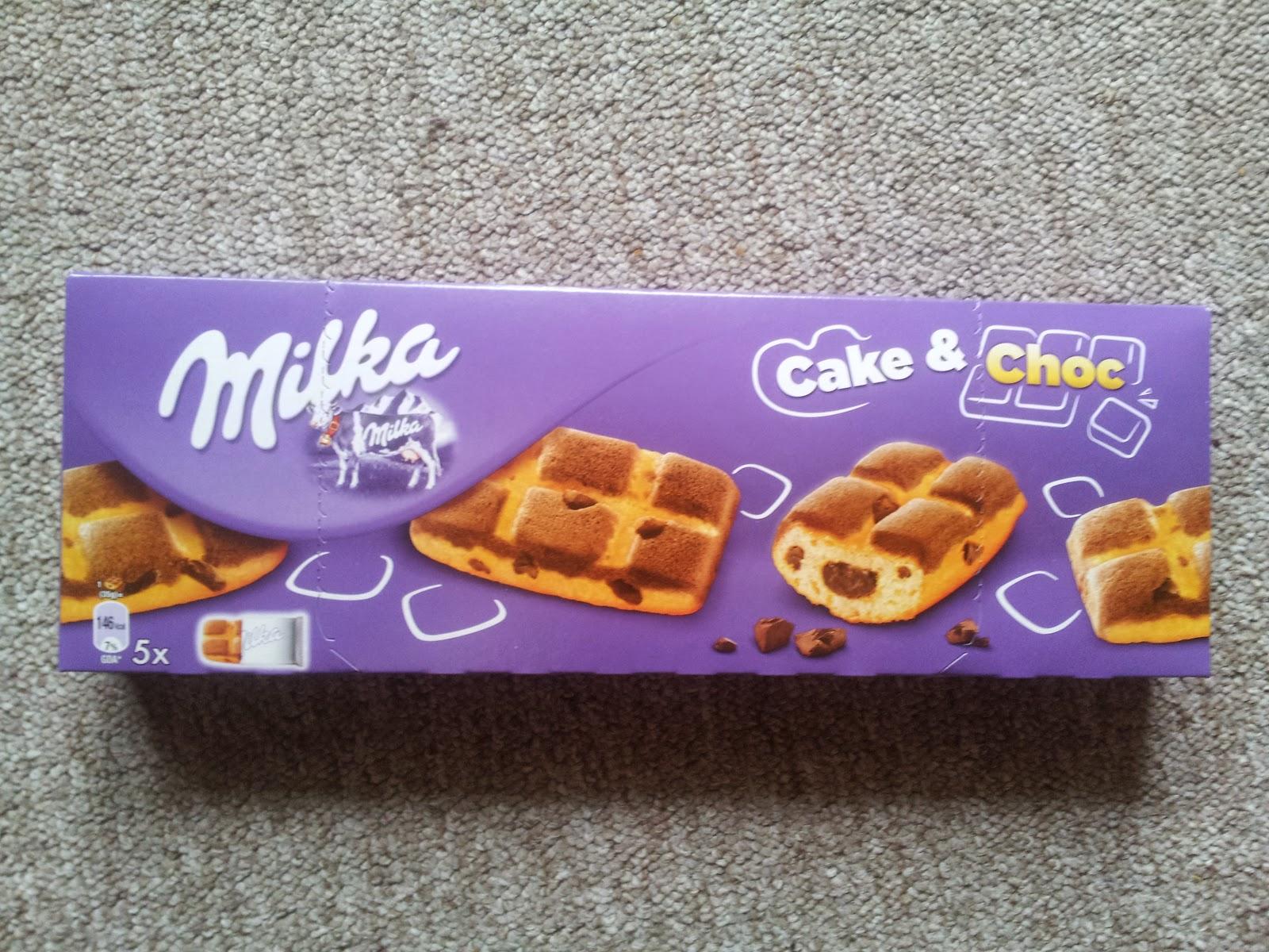 gefangen doch frei: Im Test: Milka Kekse & Kuchen