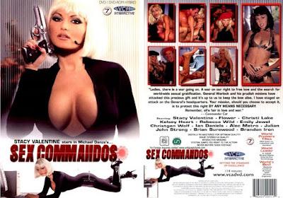 Rebecca Wild Sex Commandos 47