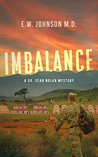 Imbalance - a mystery-thriller by E.W. Johnson M.D. - book promotion sites