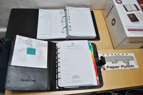 From Filofax To Franklin Covey Back Again
