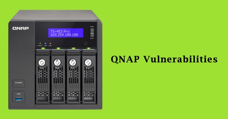 QNAP Vulnerabilities