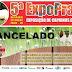 Decreto suspende por prazo indeterminado por razão do período eleitoral  a 5ª Expoprata, exposição de caprinos e ovinos no município de Prata
