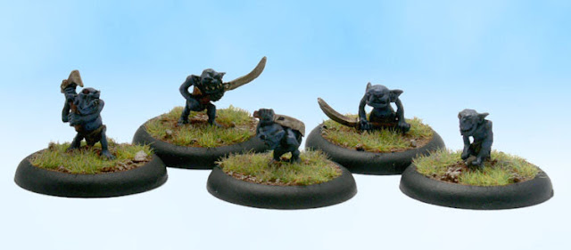 Pathfinder RPG Miniatures Monster Creature Mites