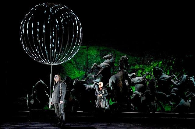 Wagner: Die Walküre - Staatsoper Berlin (Monika Rittershaus)