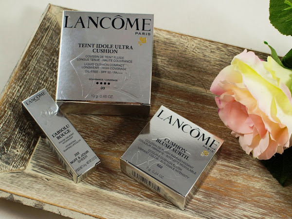 Lancôme  // Foundation, Rouge & Lipstick [New Releases ]