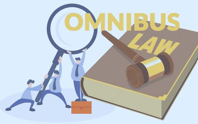 Omnibus Law Cipta Kerja Solusi Hadapi Krisis Terdampak Covid-19